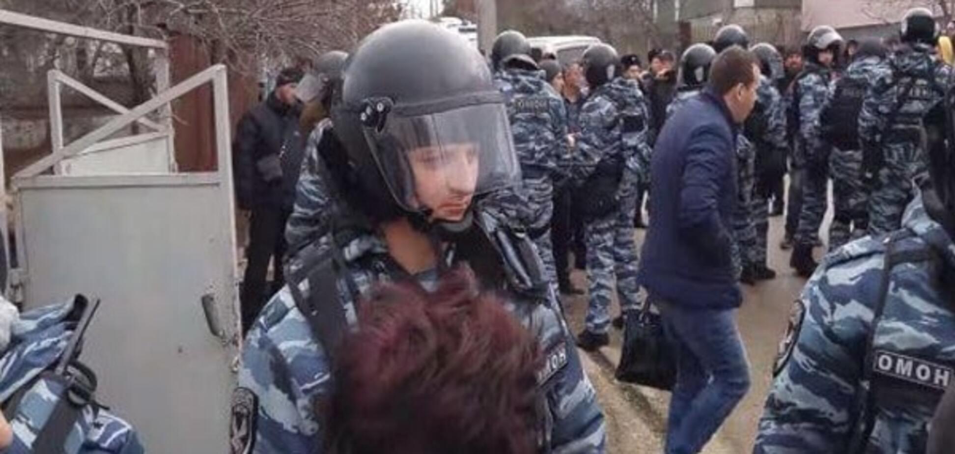 Репрессии против крымских татар