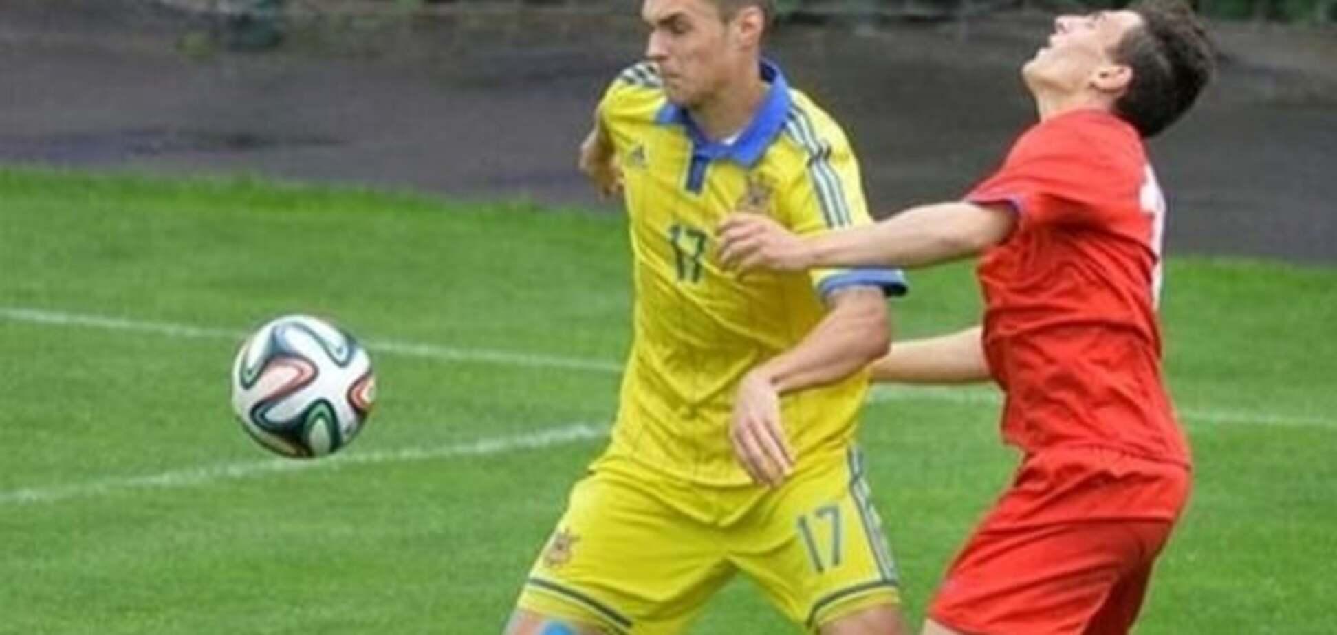 Офіційно: футболіст збірної України (U-19) перейшов до іспанського топ-клуб