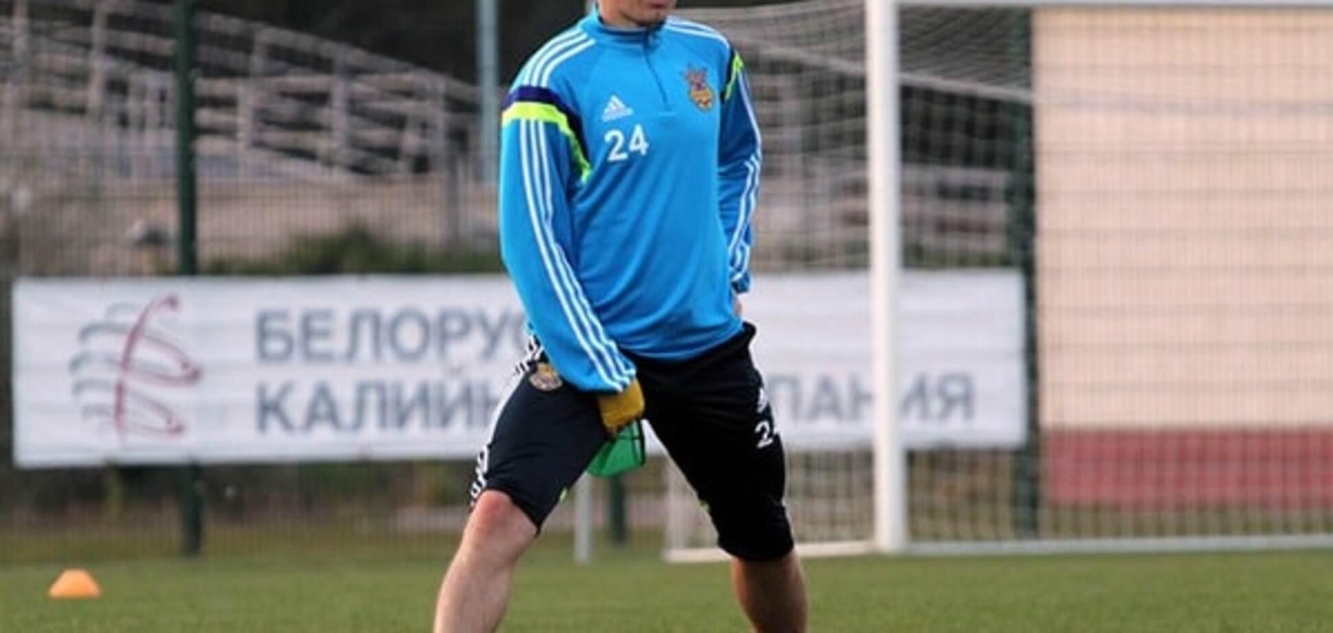 Руслан Ротань сборная Украины