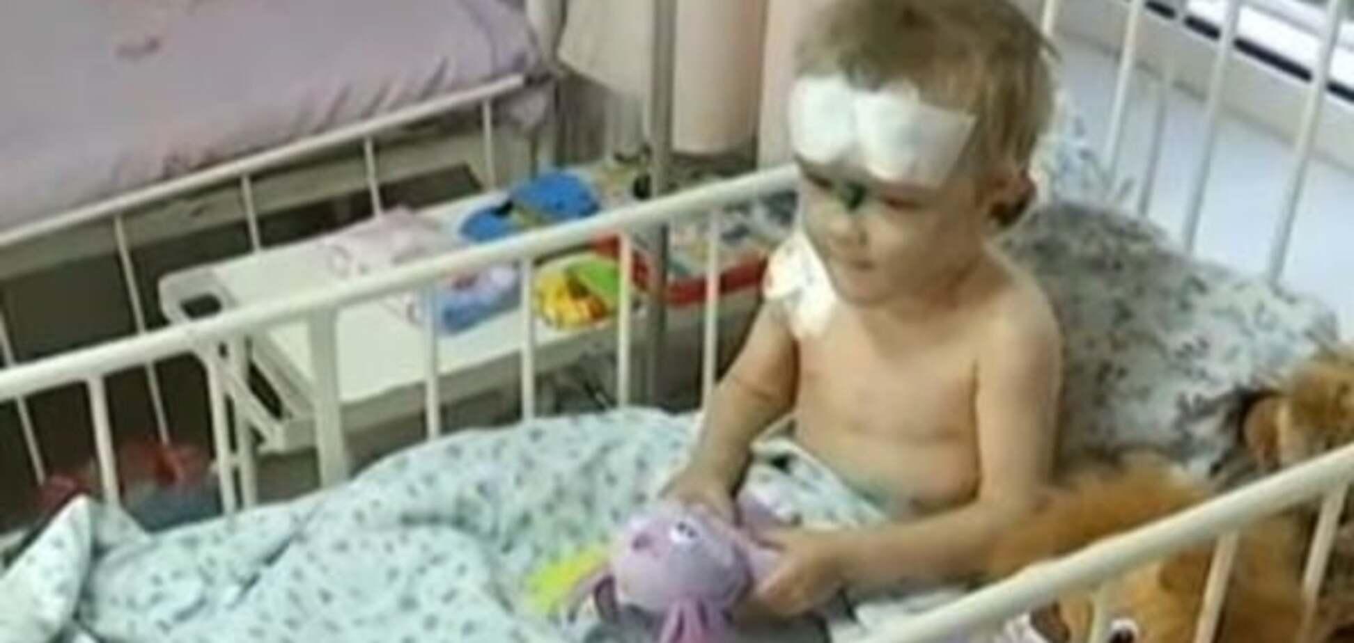 Избиение малыша в Одессе: полиция рассказала, как продвигается расследование