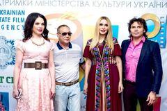Влада Литовченко, Ольга Сумская, Виталий Борисюк