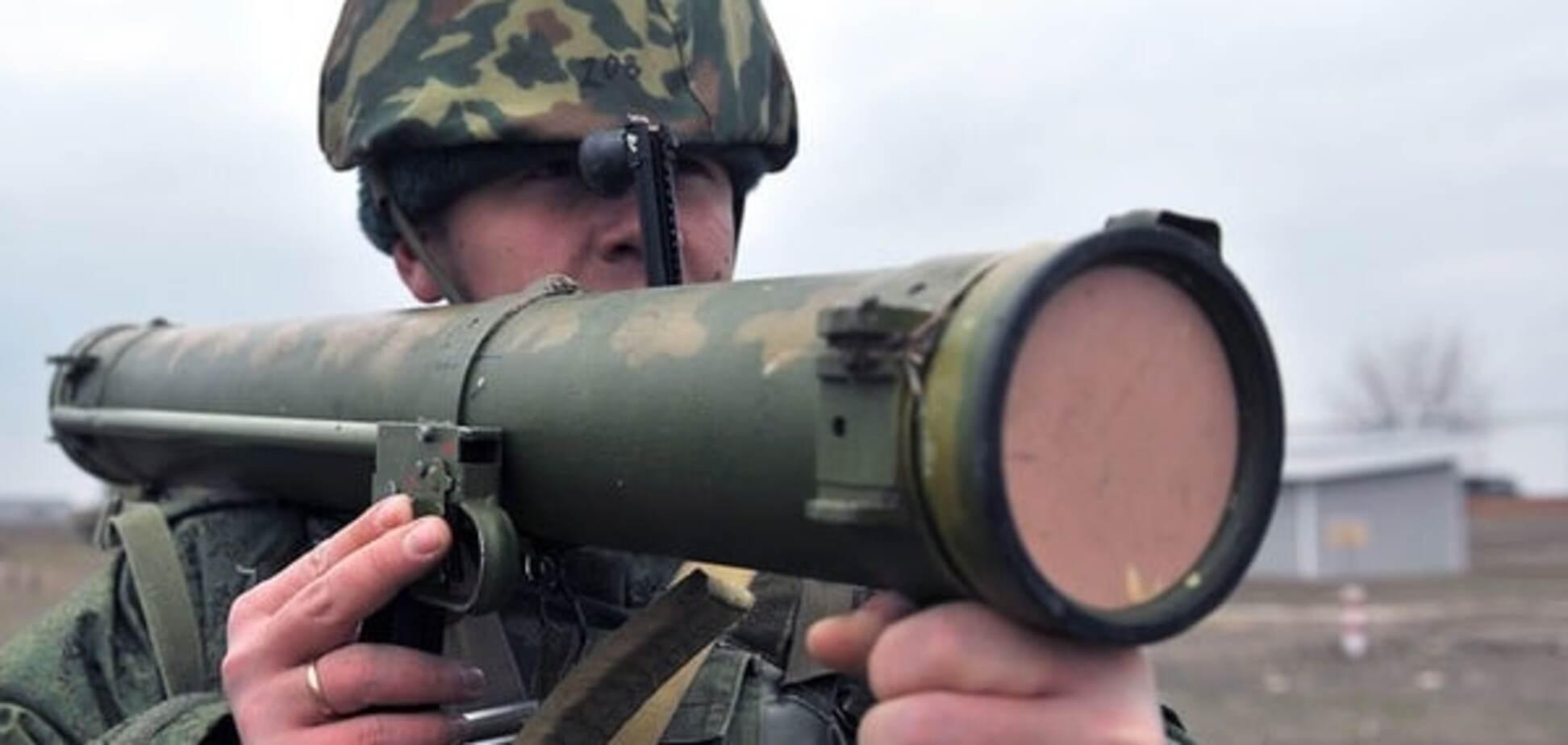 Терористи використовують нові вогнемети