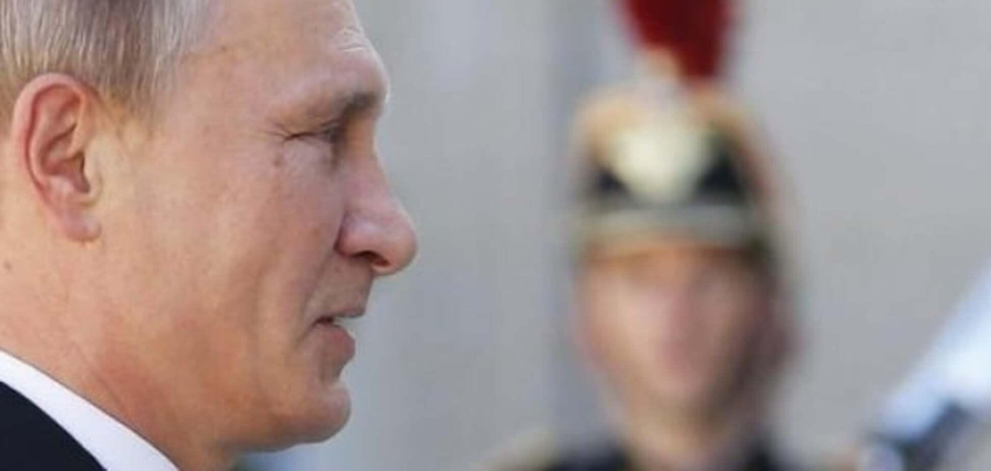 Скоро Путин будет уничтожен физически