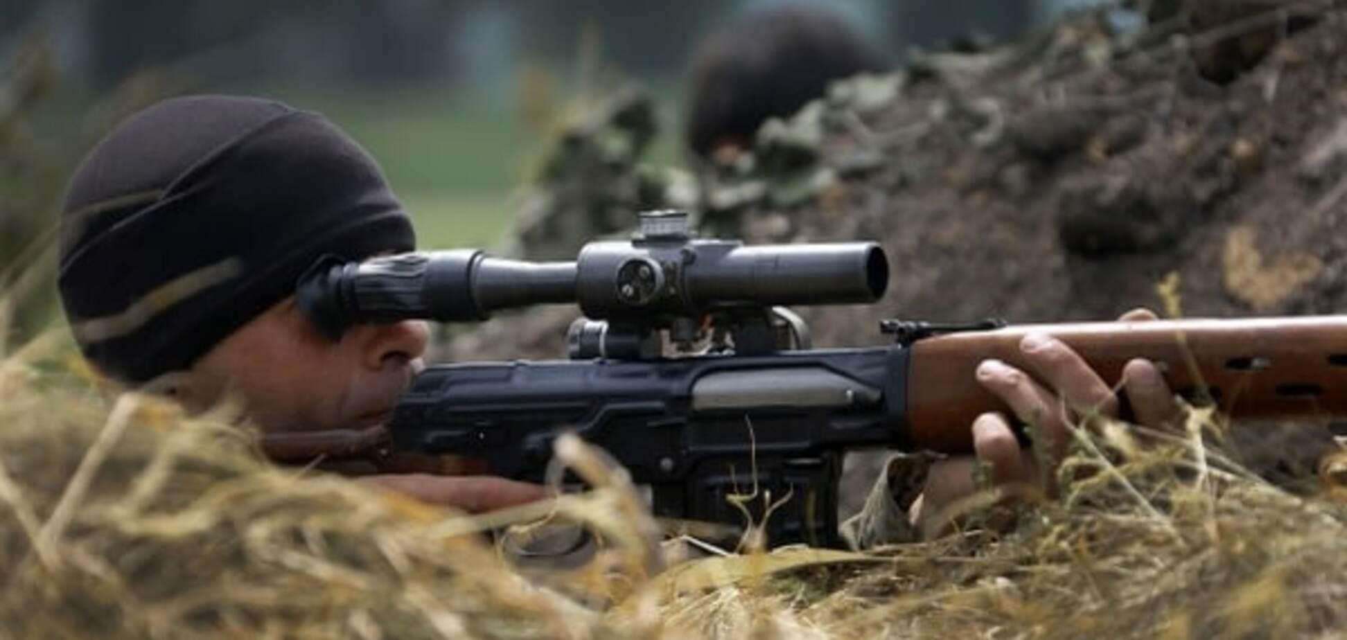 На Донбассе из-за снайпера закрыли пункт пропуска