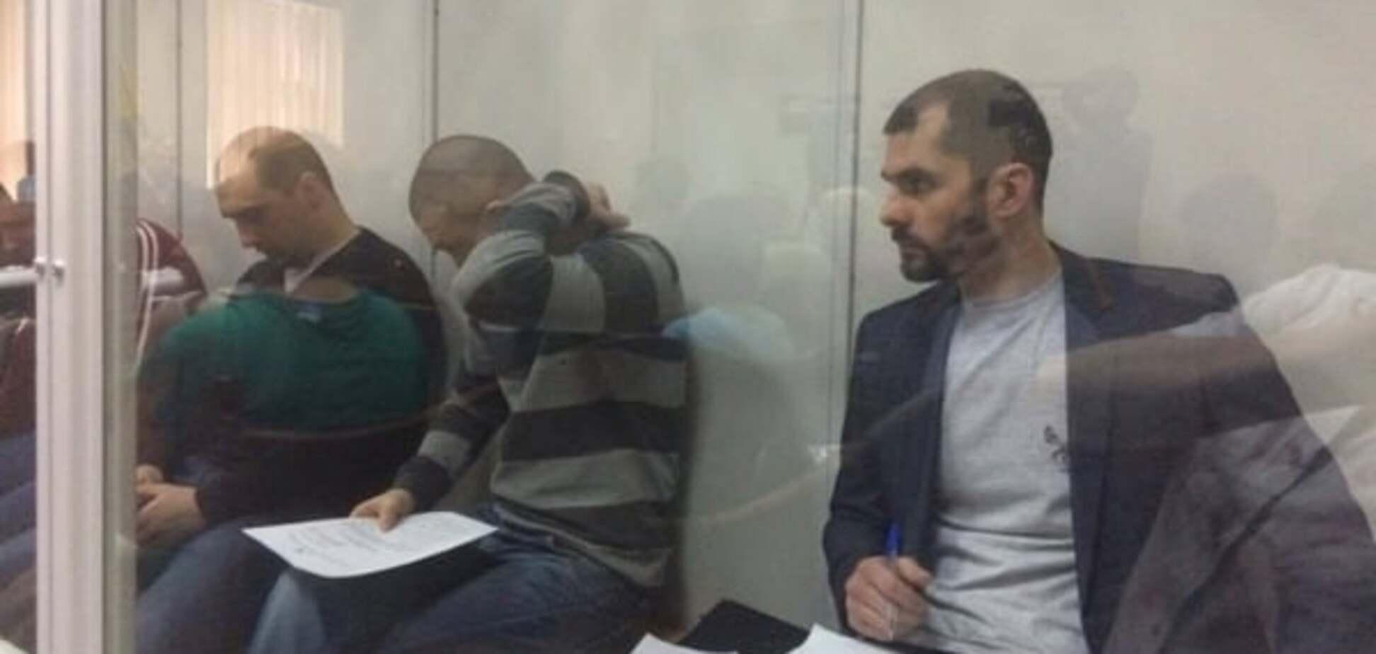 Расстрел Майдана: подозреваемым экс-'беркутовцам' хотят продлить арест