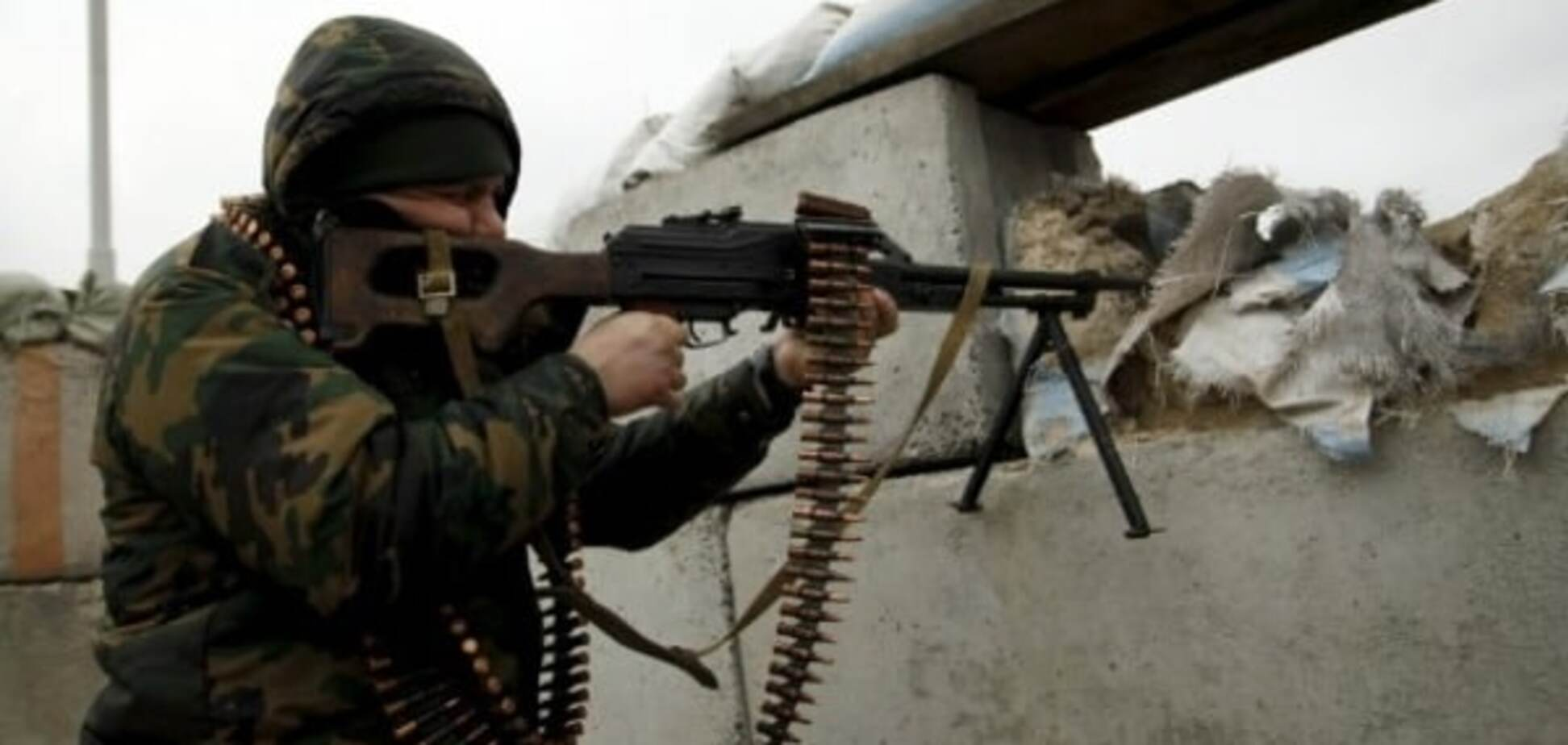 Террористы 32 раза атаковали сиы АТО