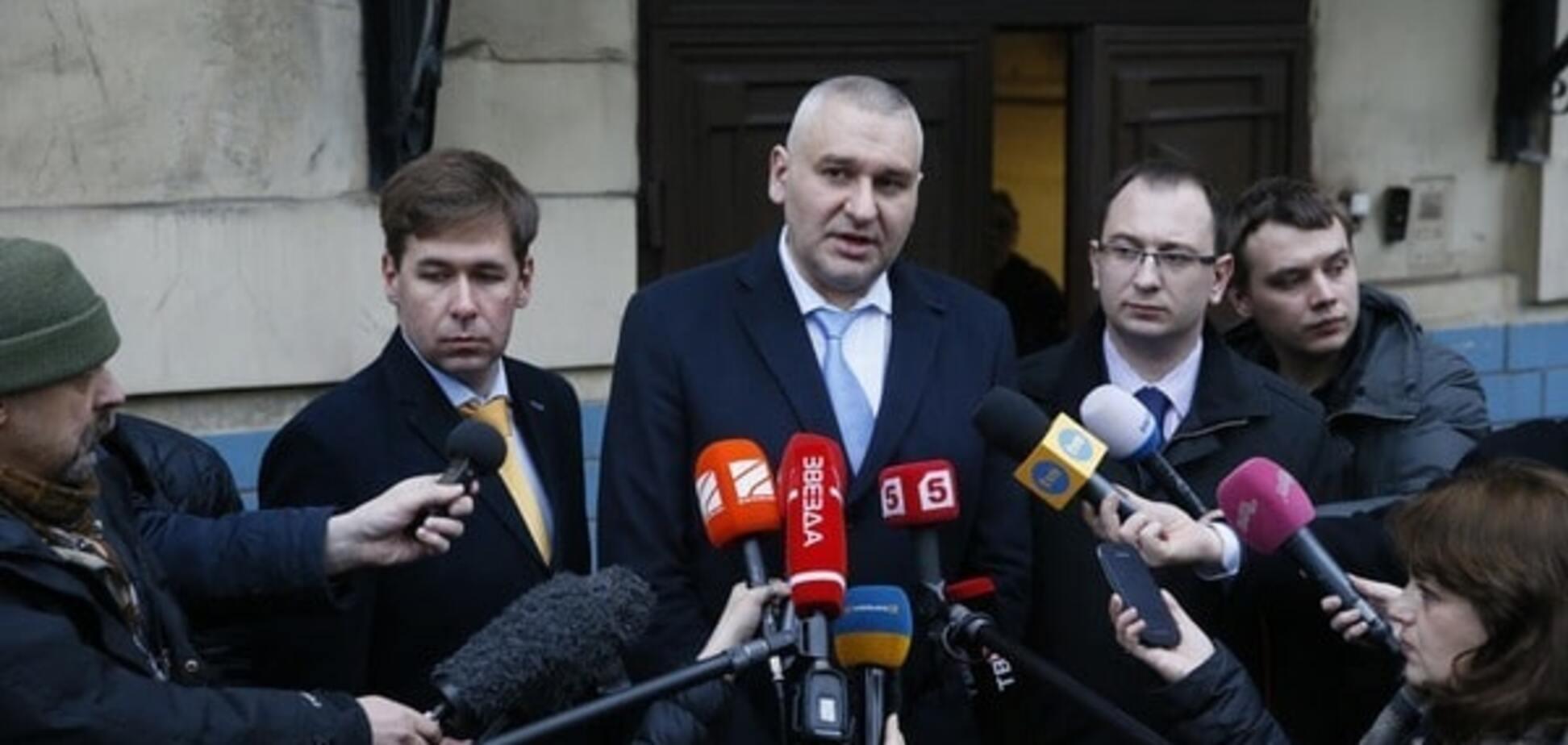 Адвокаты Савченко