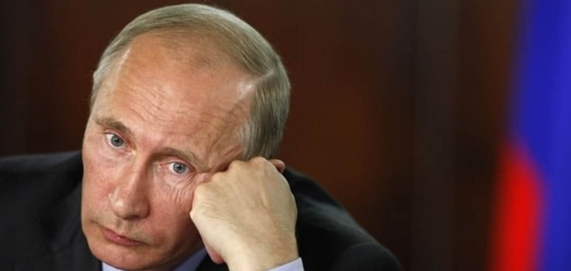 Неспроста притих Владимир Владимирович