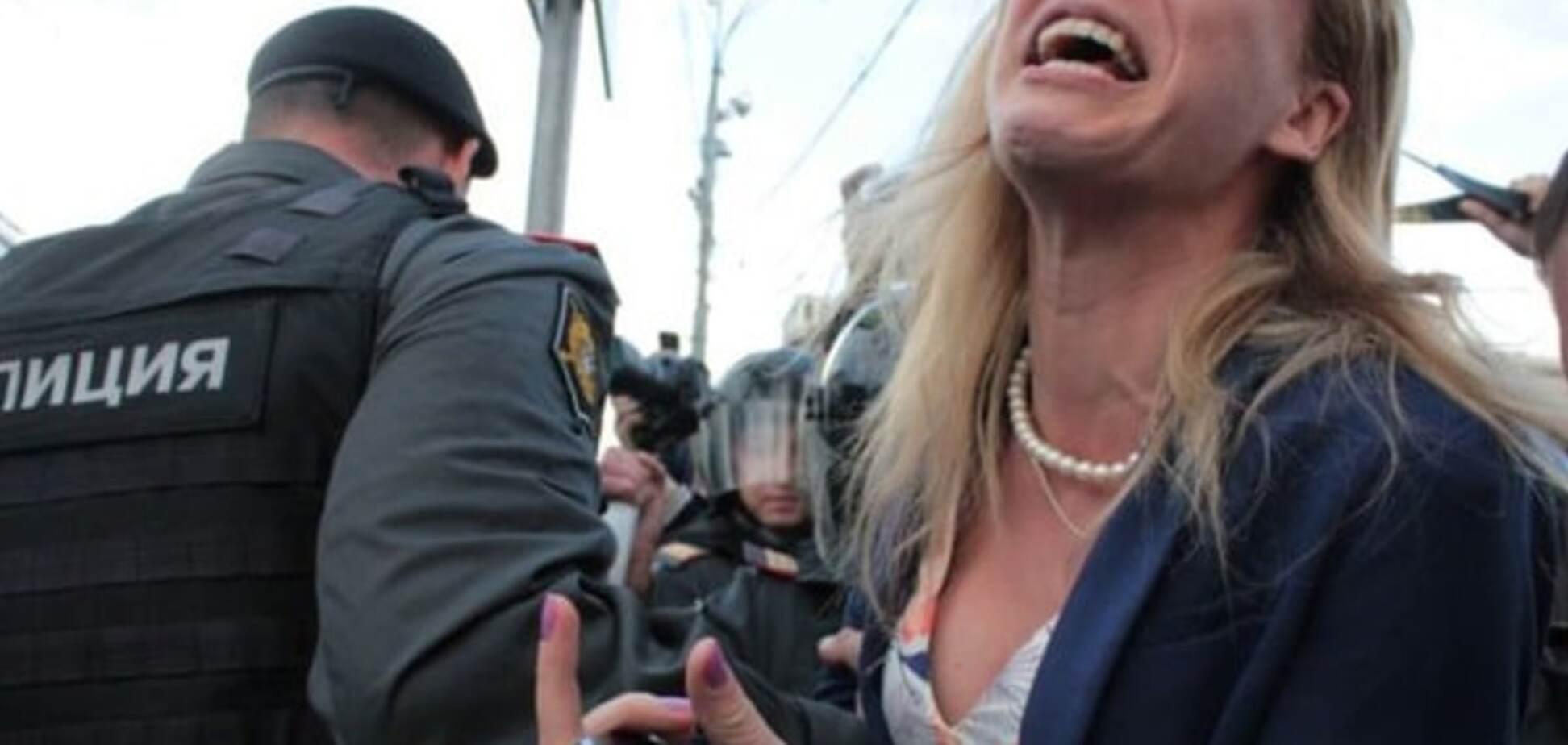 Путинистка в оппозиции