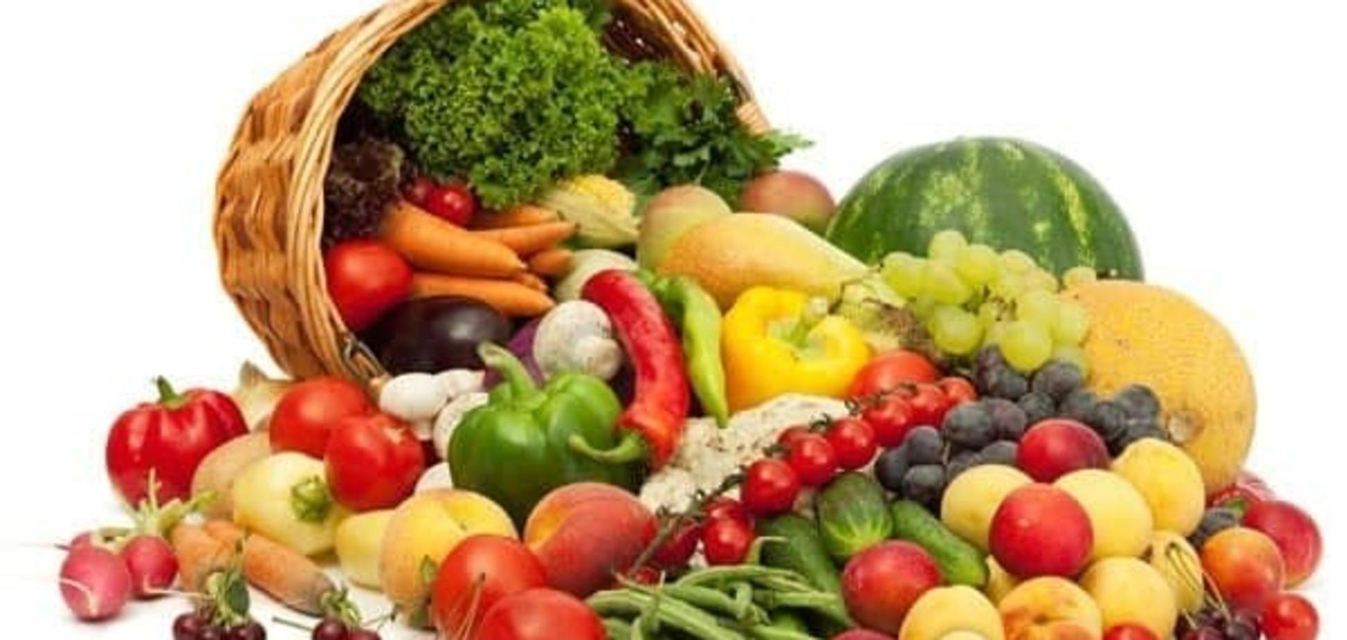 Цены на еду в Украине