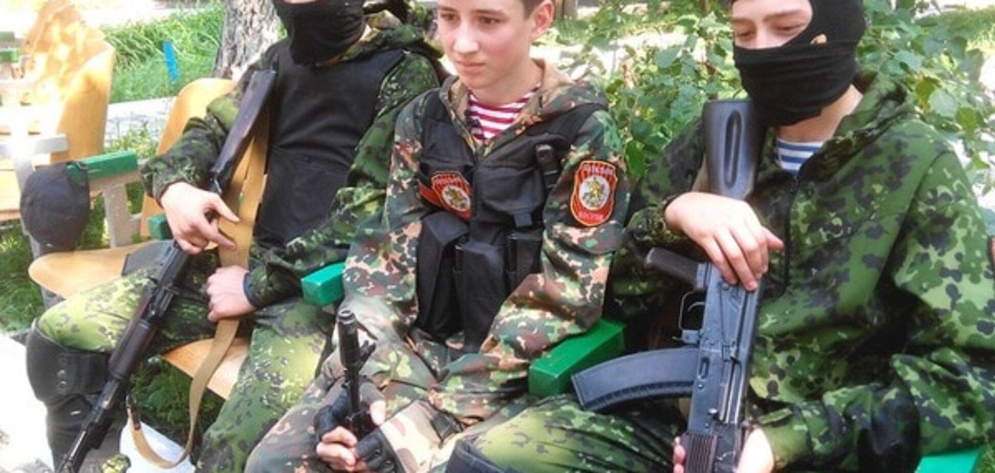 Террористы активно вербуют детей