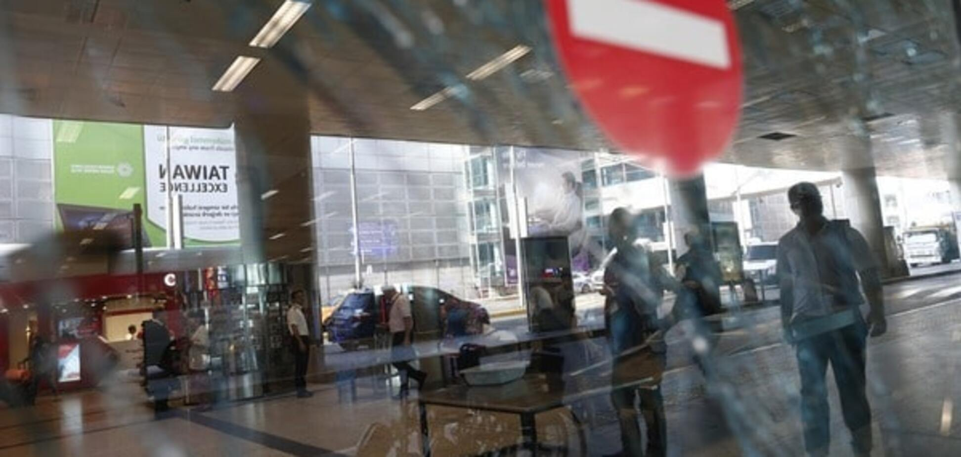 теракт в аэропорту Стамбула