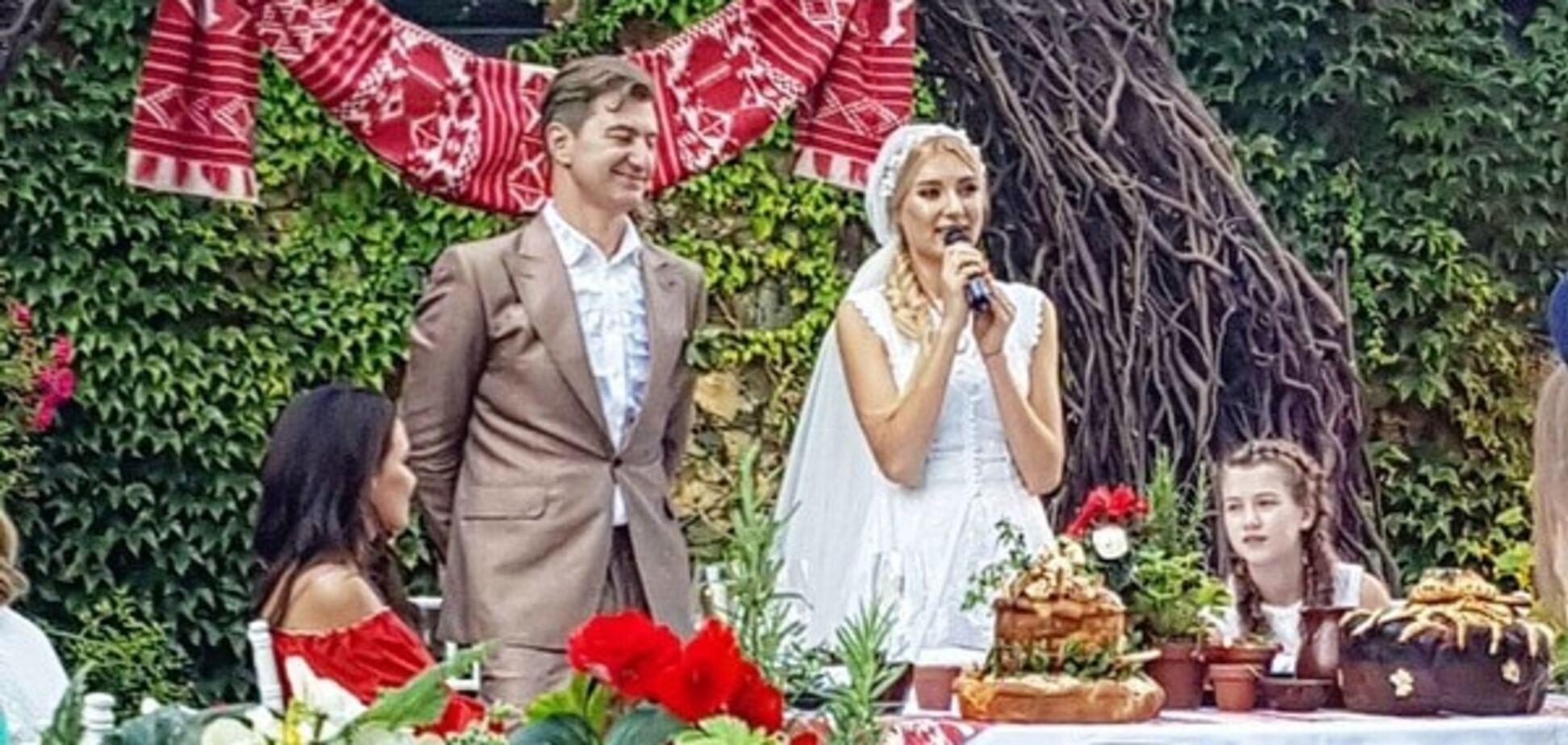 Юрий Никитин и Ольга Горбачева
