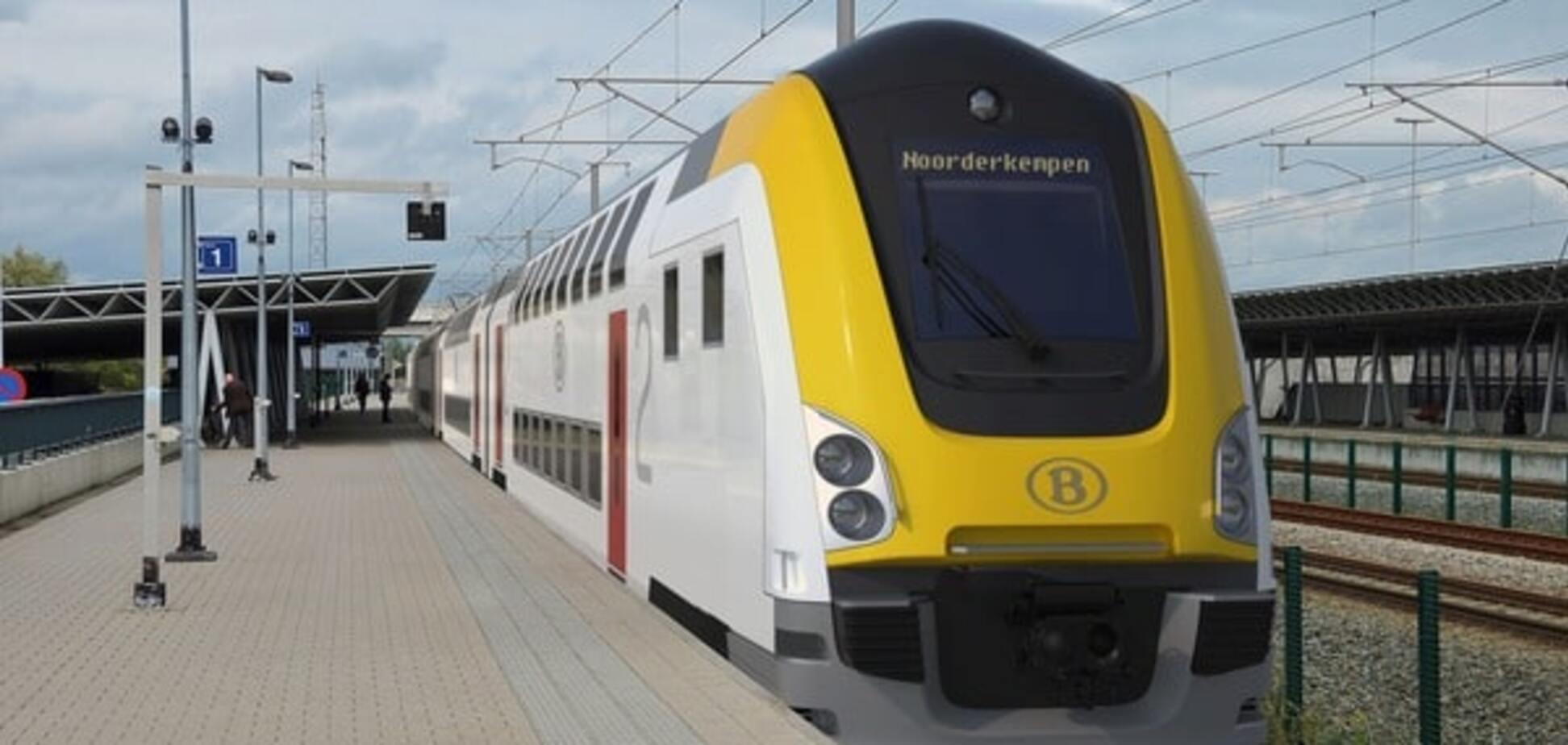 нові потяги