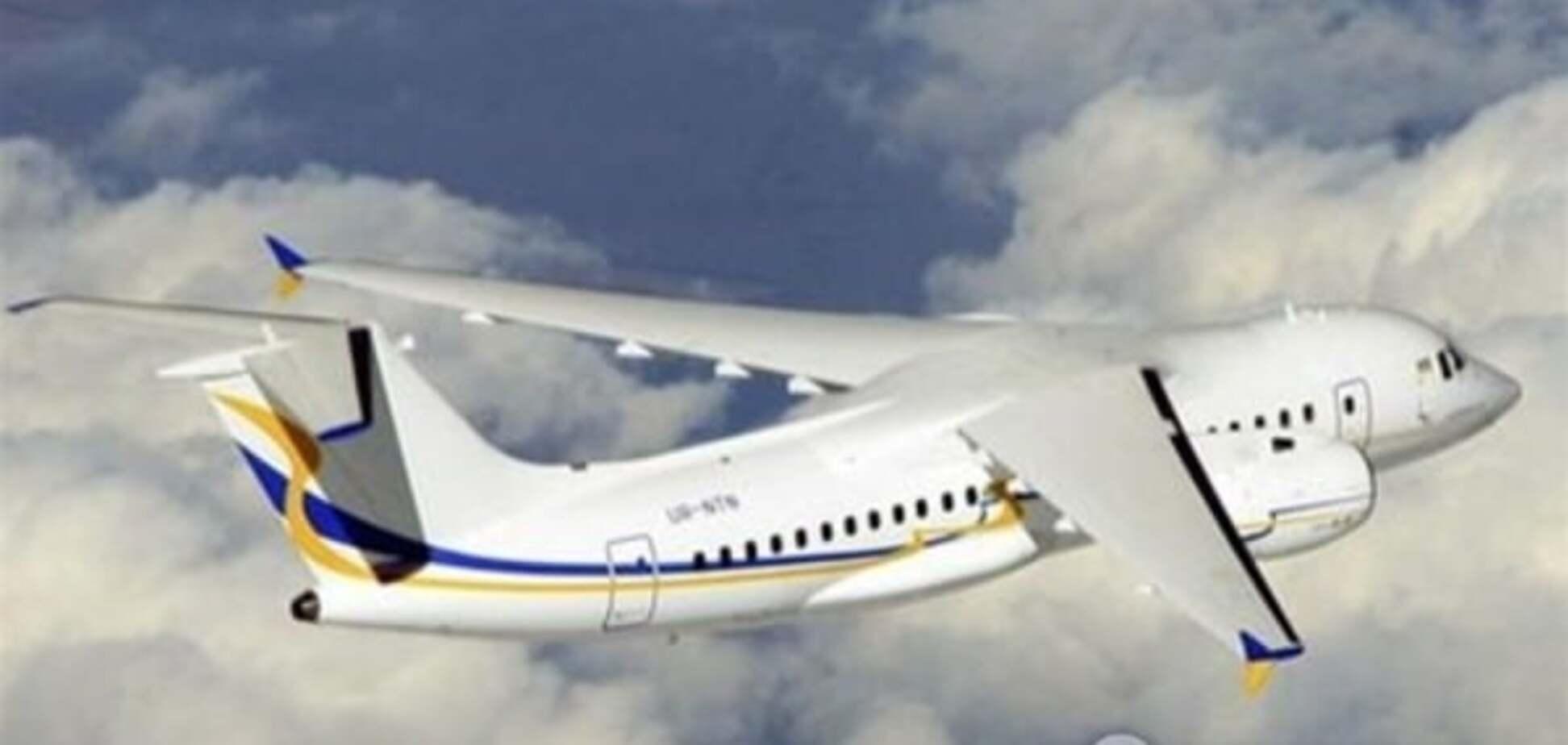 літаки Антонова