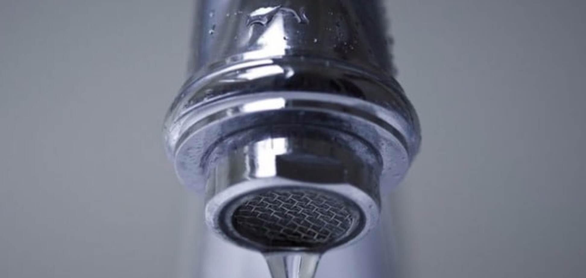 Несмотря на жару: в 'Киевводоканале' рассказали, почему отключат воду в середине июля