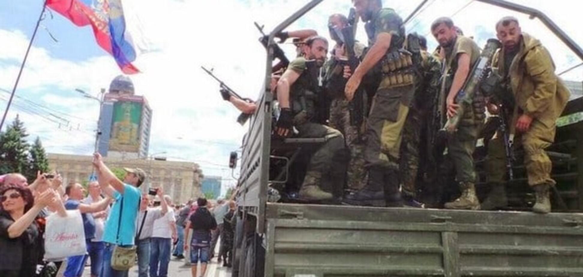 Стало відомо, як російських мусульман відправляють воювати з 'бандерівцями'