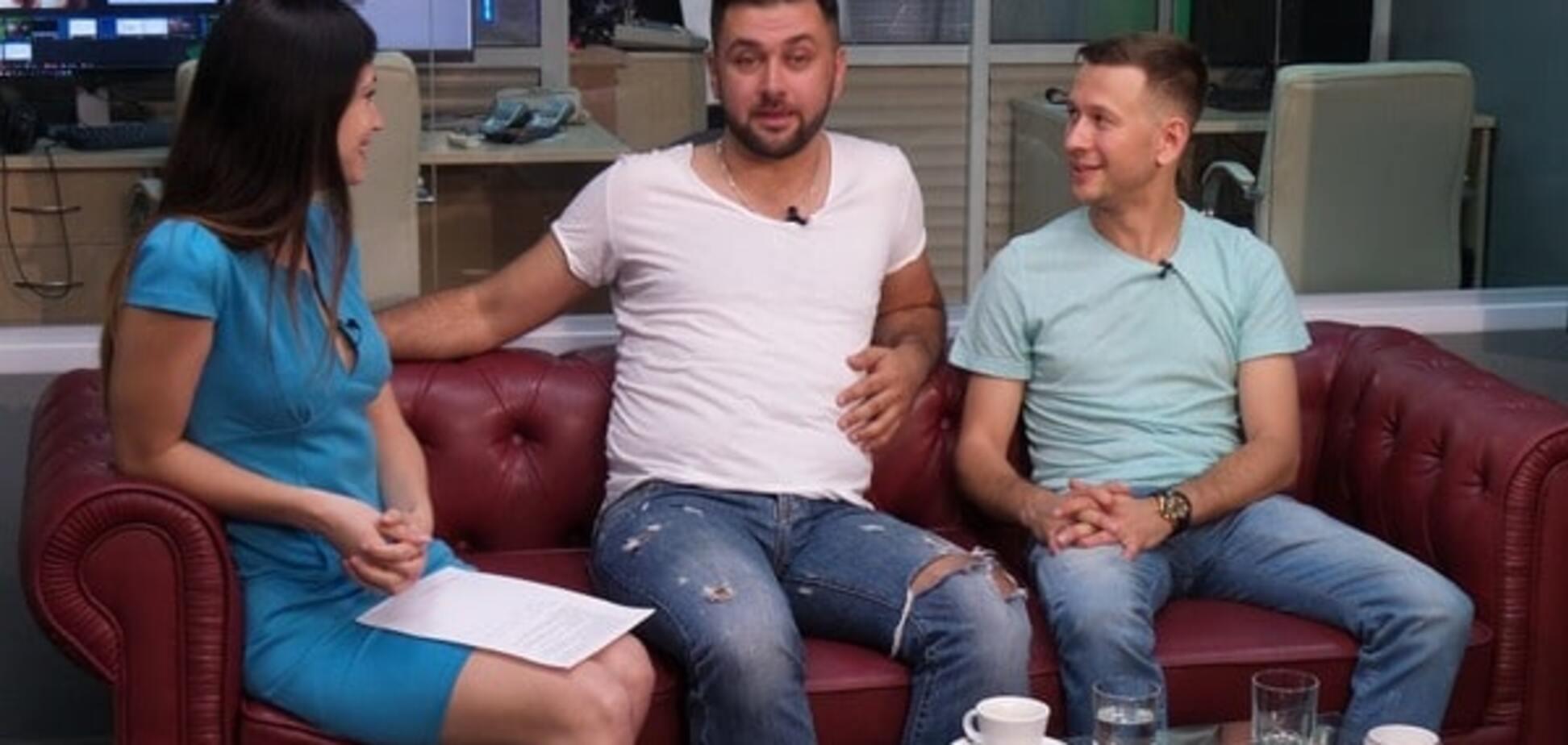 Дмитро Ступка, Іван Городецький