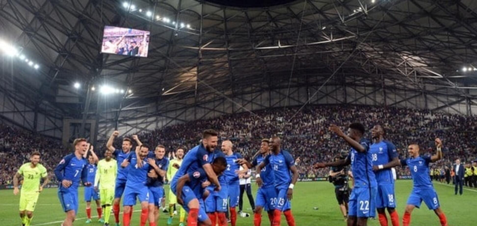 збірна Франції