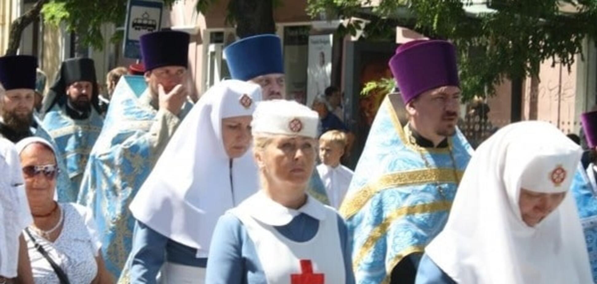 Крестная хода в Одессе