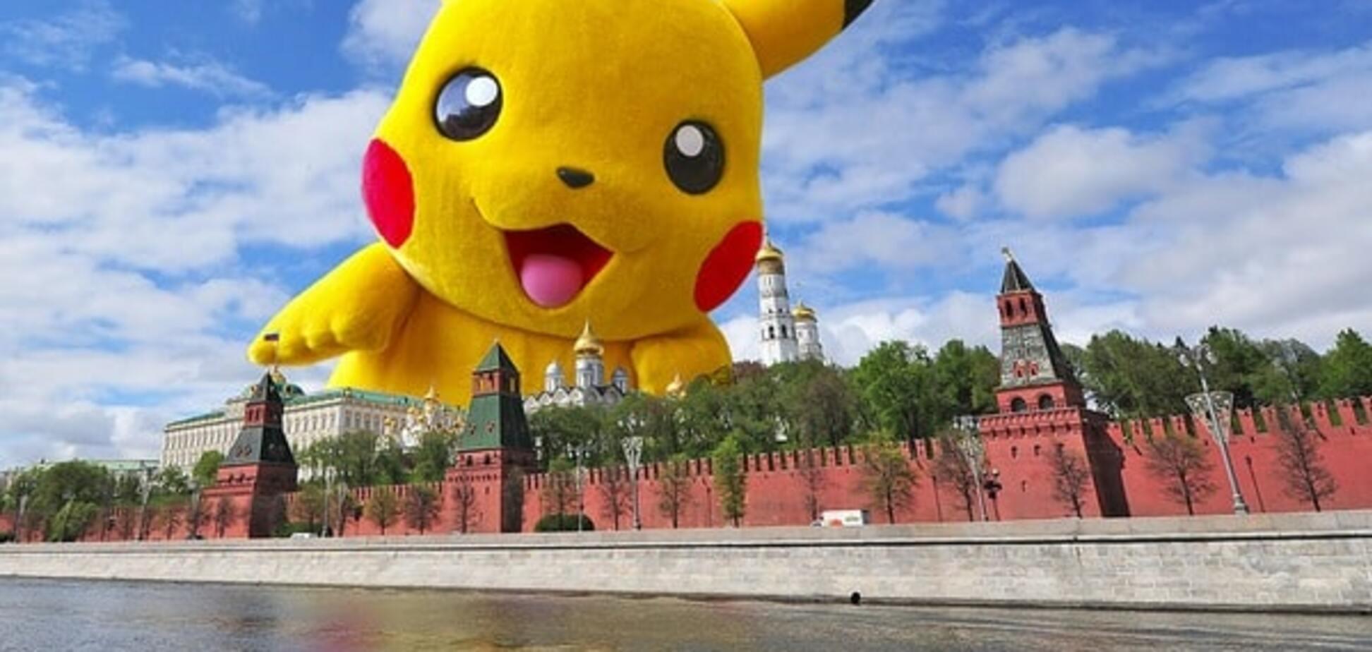 Покемон в Кремле