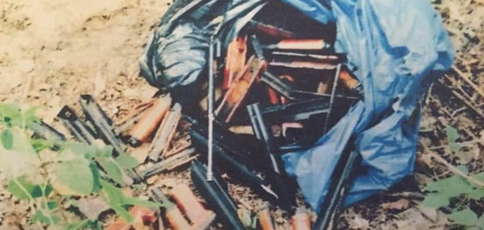 Оружие, с которого расстреливали Майдан