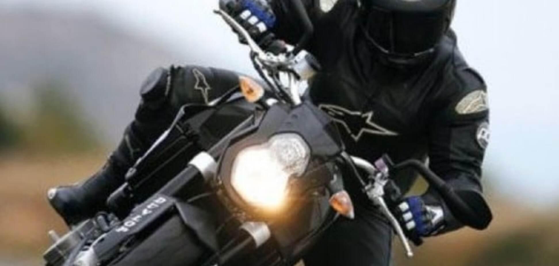 Банда на мотоциклах