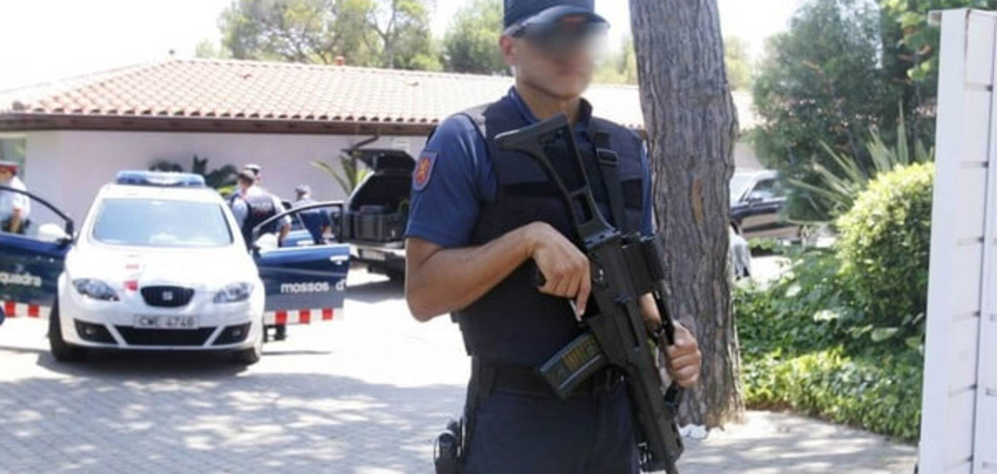 поліція Іспанії