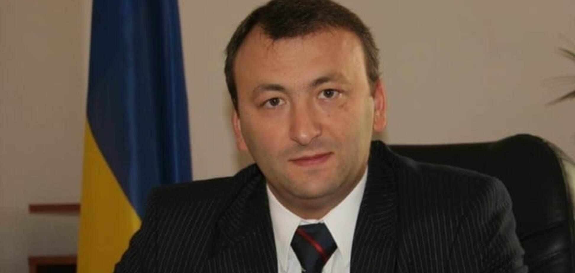 Український дипломат
