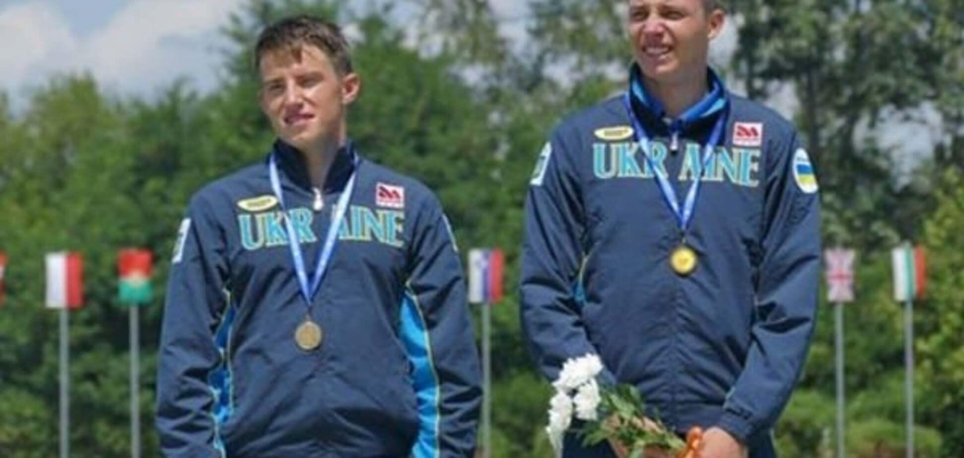 Юрий Вандюк и Андрей Рыбачок