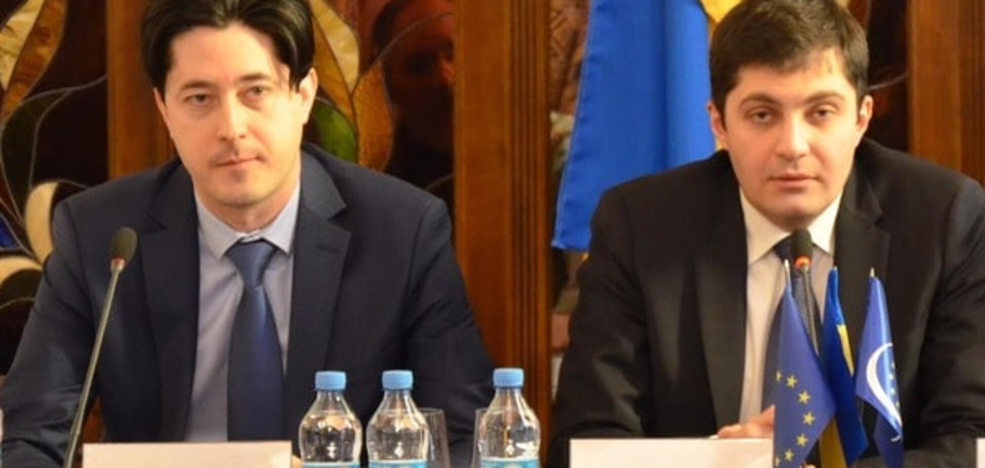 Давид Сакварелидзе, Виталий Касько
