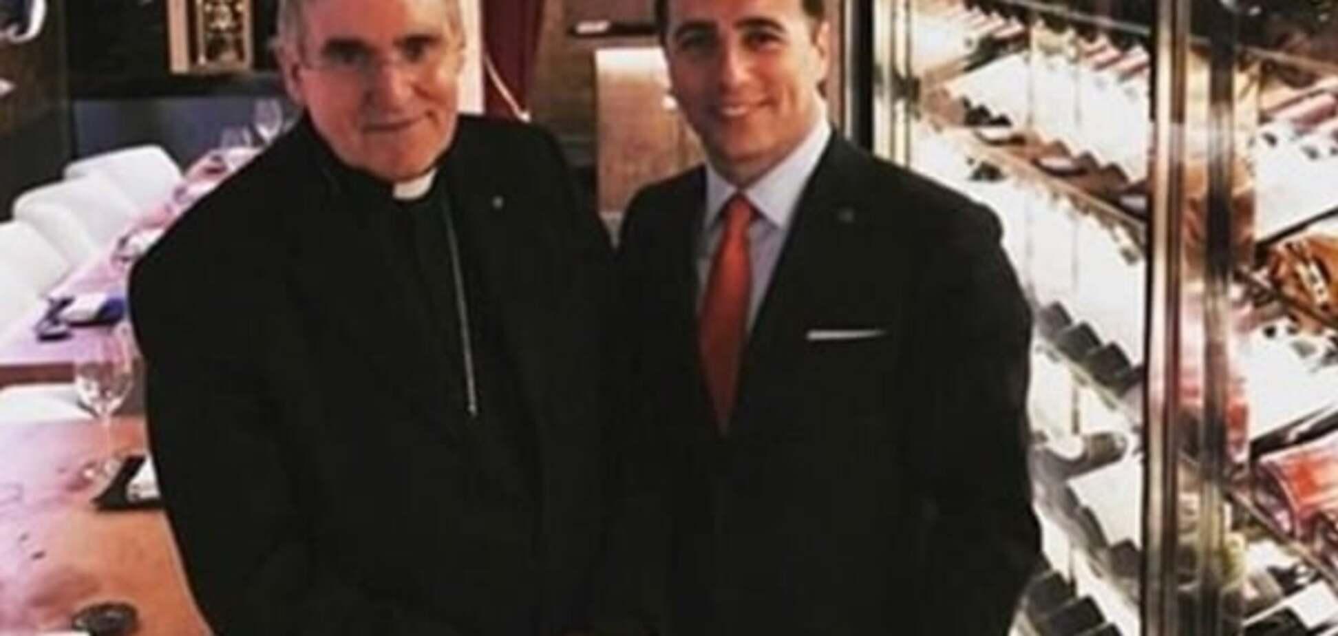 архієпископ Барселони кардинал Сістач