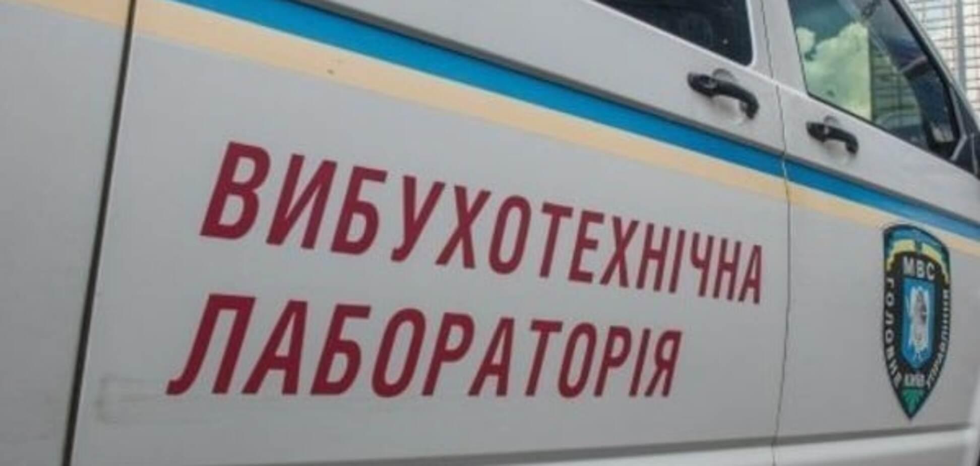 ОИК в 114 округе заминировали с оккупированной территории