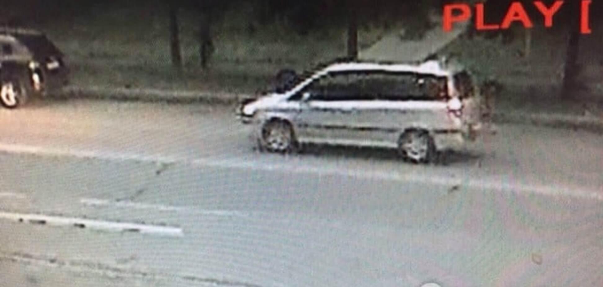 Автомобіль, на якому викрали чиновника \'Укрзалізниці\'