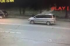 Автомобиль, на котором похитили чиновника \'Укрзалізниці\'
