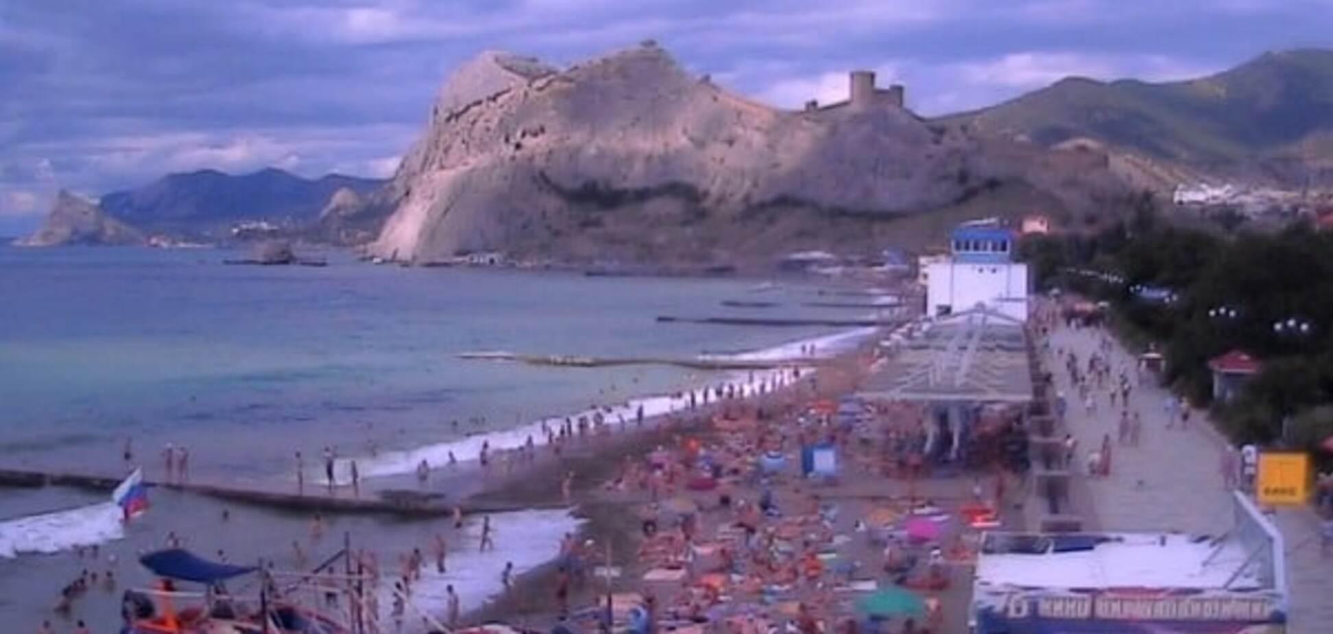 Що я побачив на кримському курортi