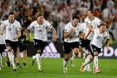 Євро-2016. Німеччина обіграла Італію в серії післяматчевих пенальті і вийшла у півфінал