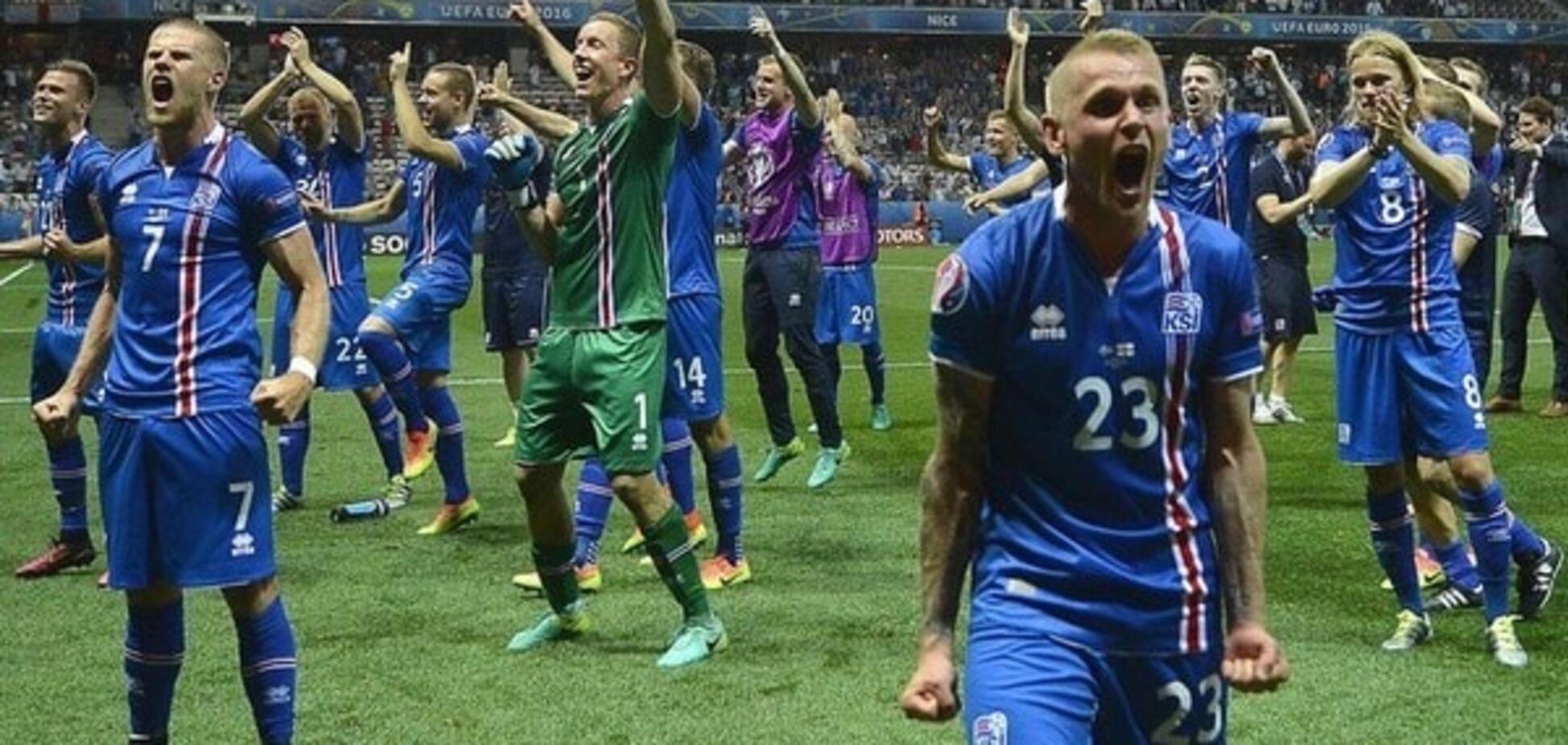 Секрет сборной Исландии. Как викинги научились играть в футбол, или Пример для Украины