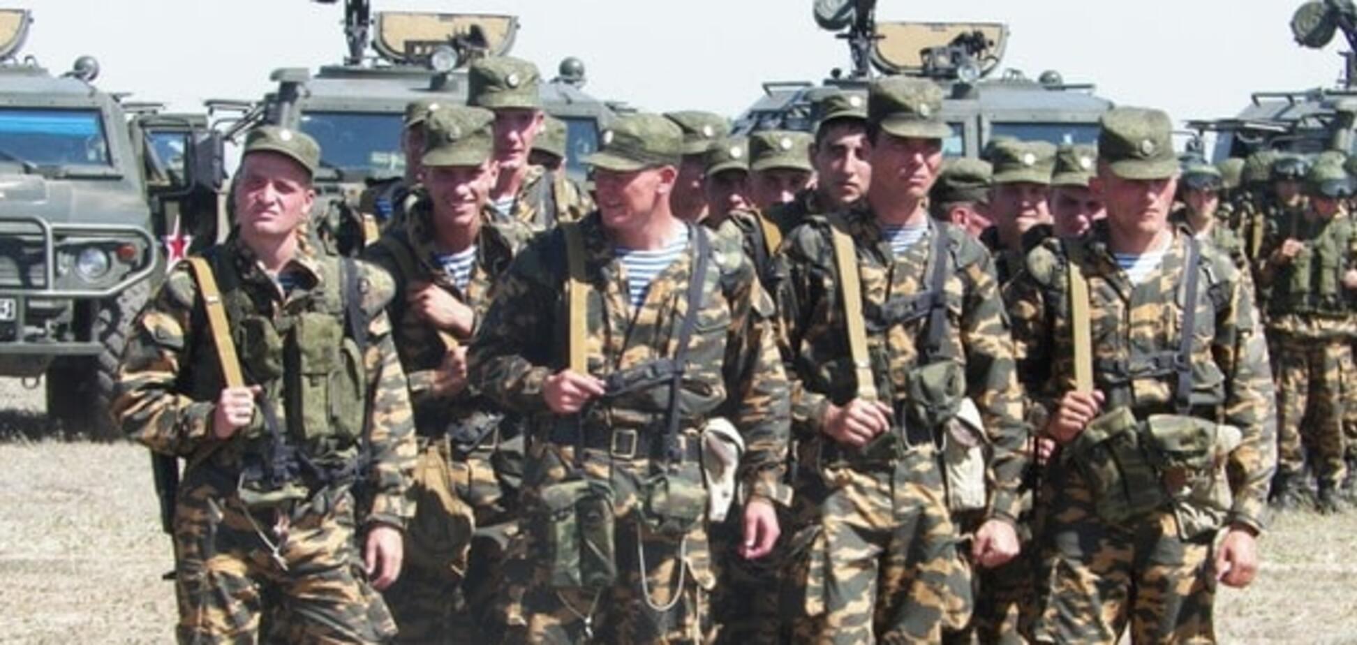 Россия перебросила новый десант на Донбасс