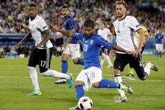 Німеччина - Італія