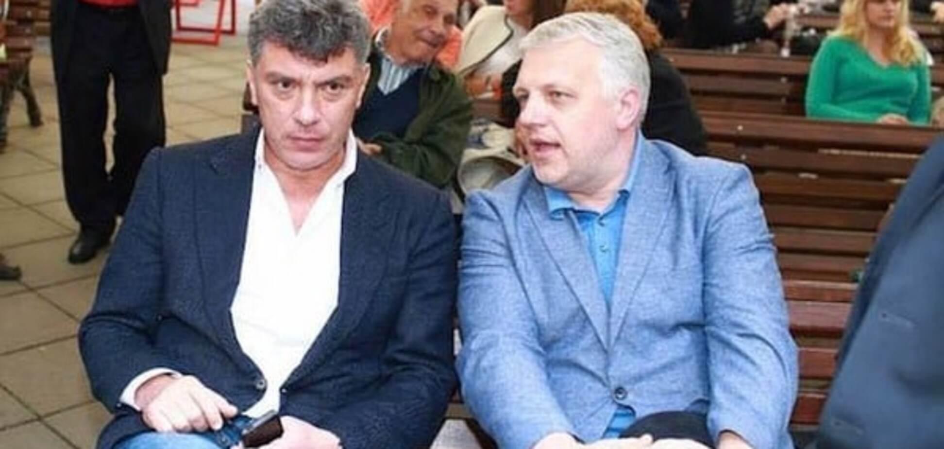 Борис Немцов, Павел Шеремет
