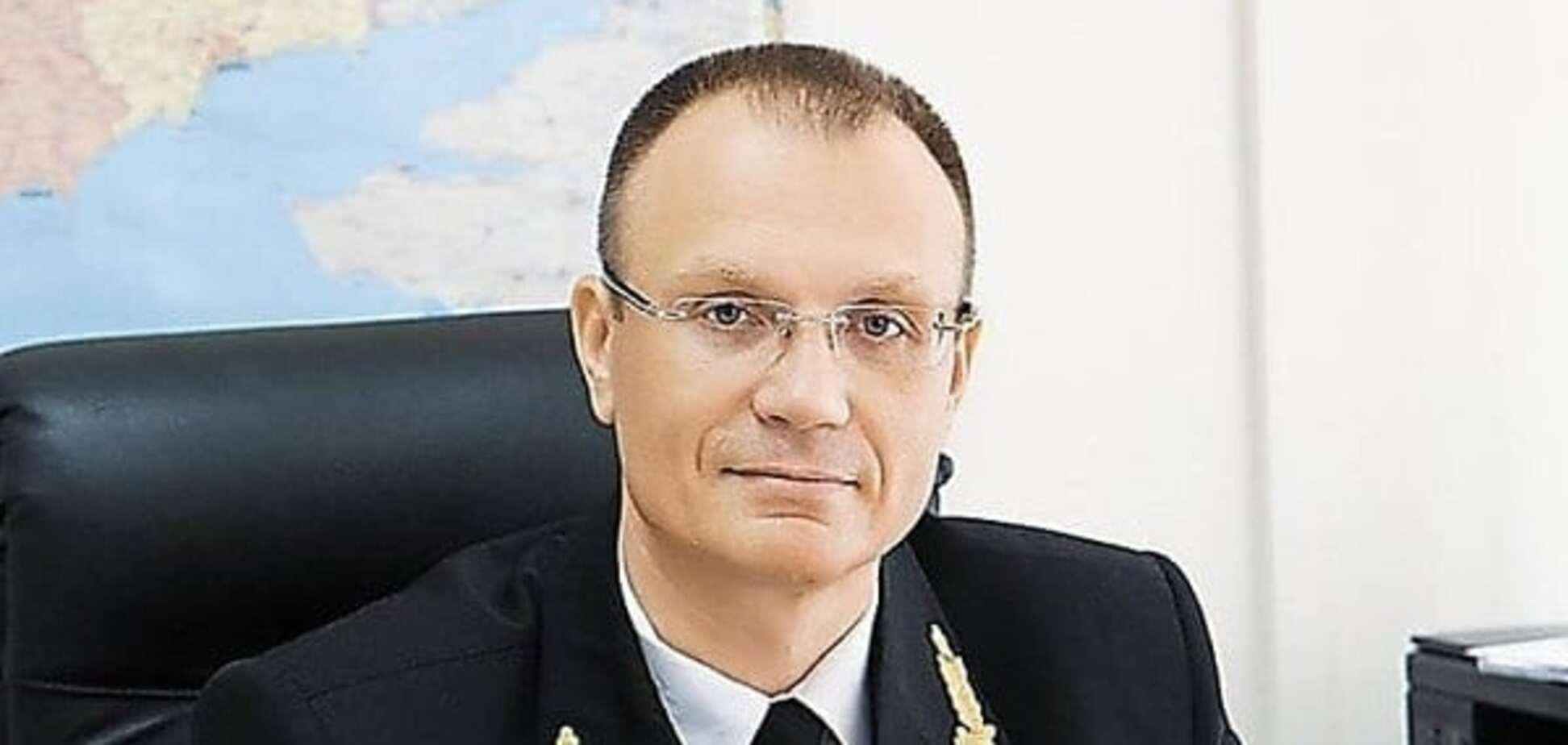 Заместитель председателя правления Одесского припортового завода