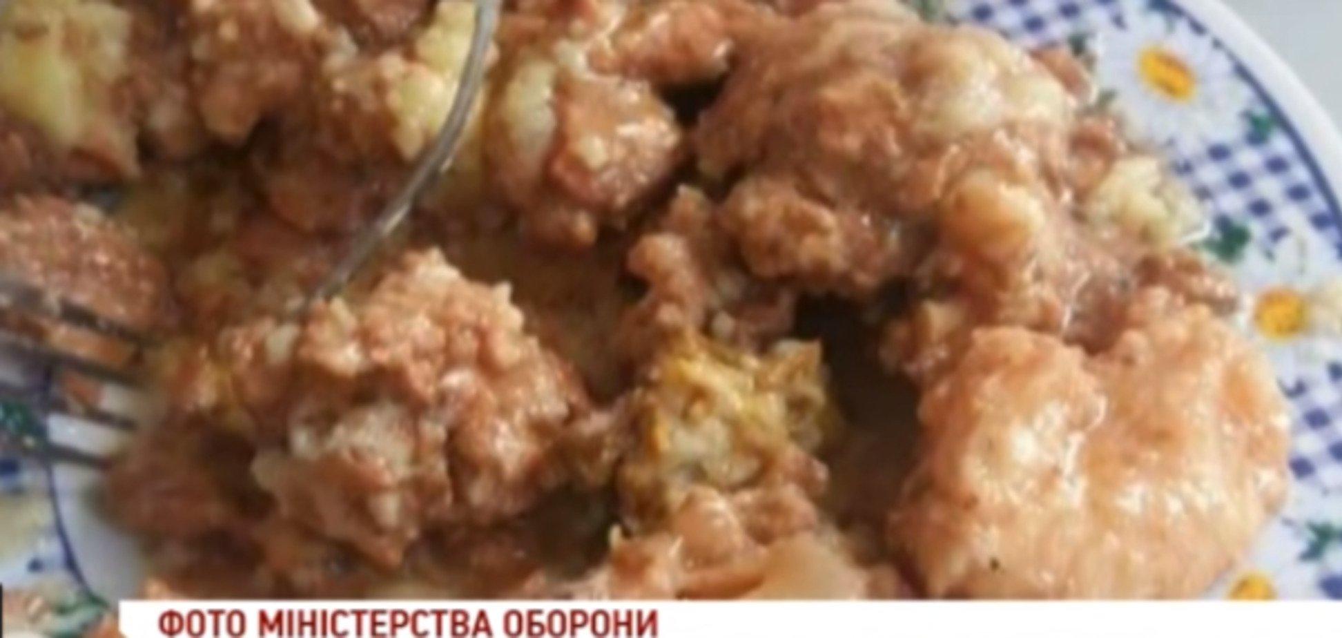 Украинских военных кормили пайками с плесенью по контракту на 400 миллионов