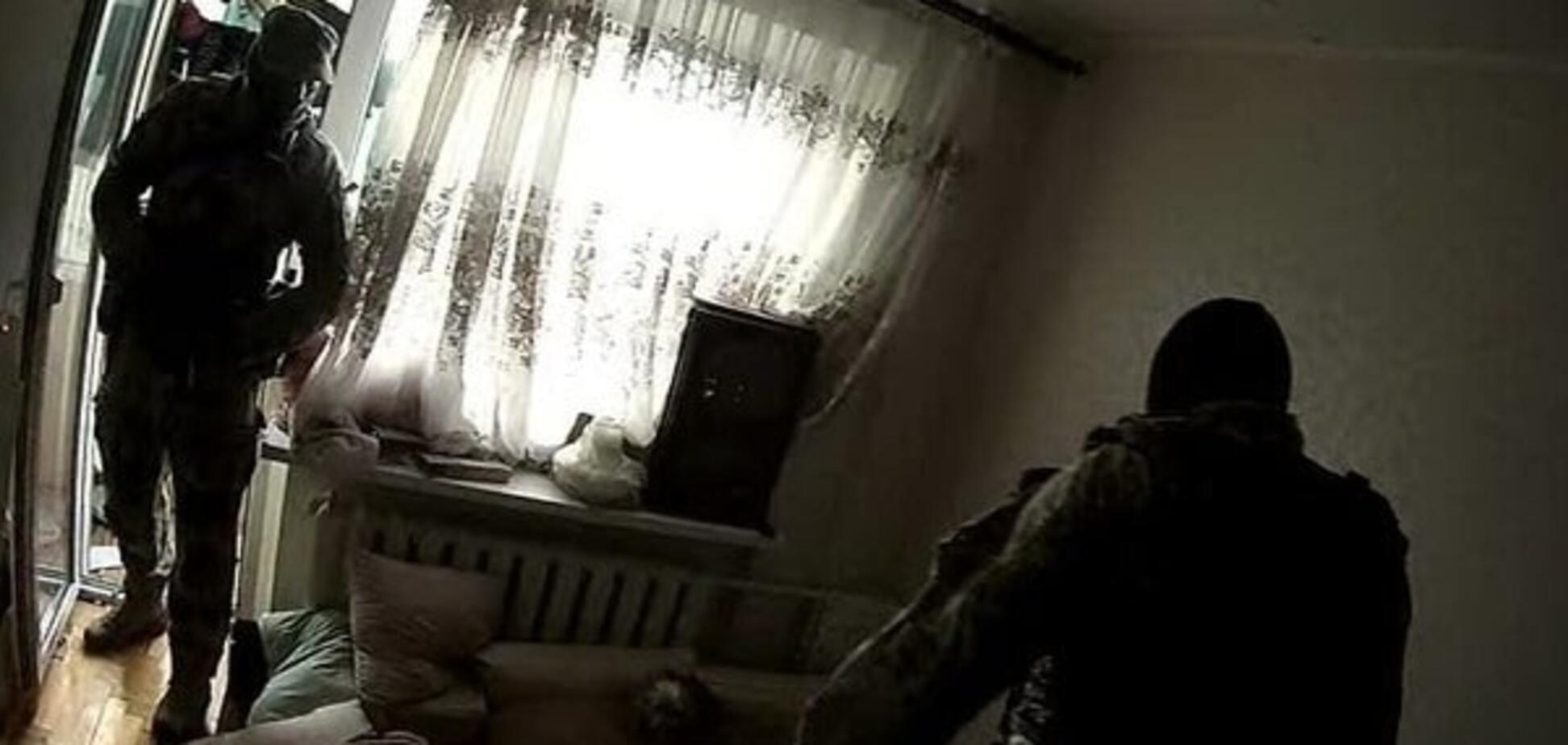 задержание террориста \'ДНР\'