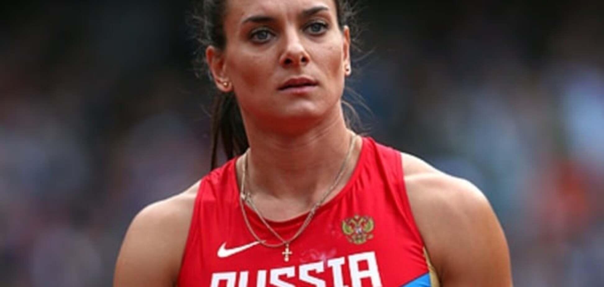 Олена Ісінбаєва