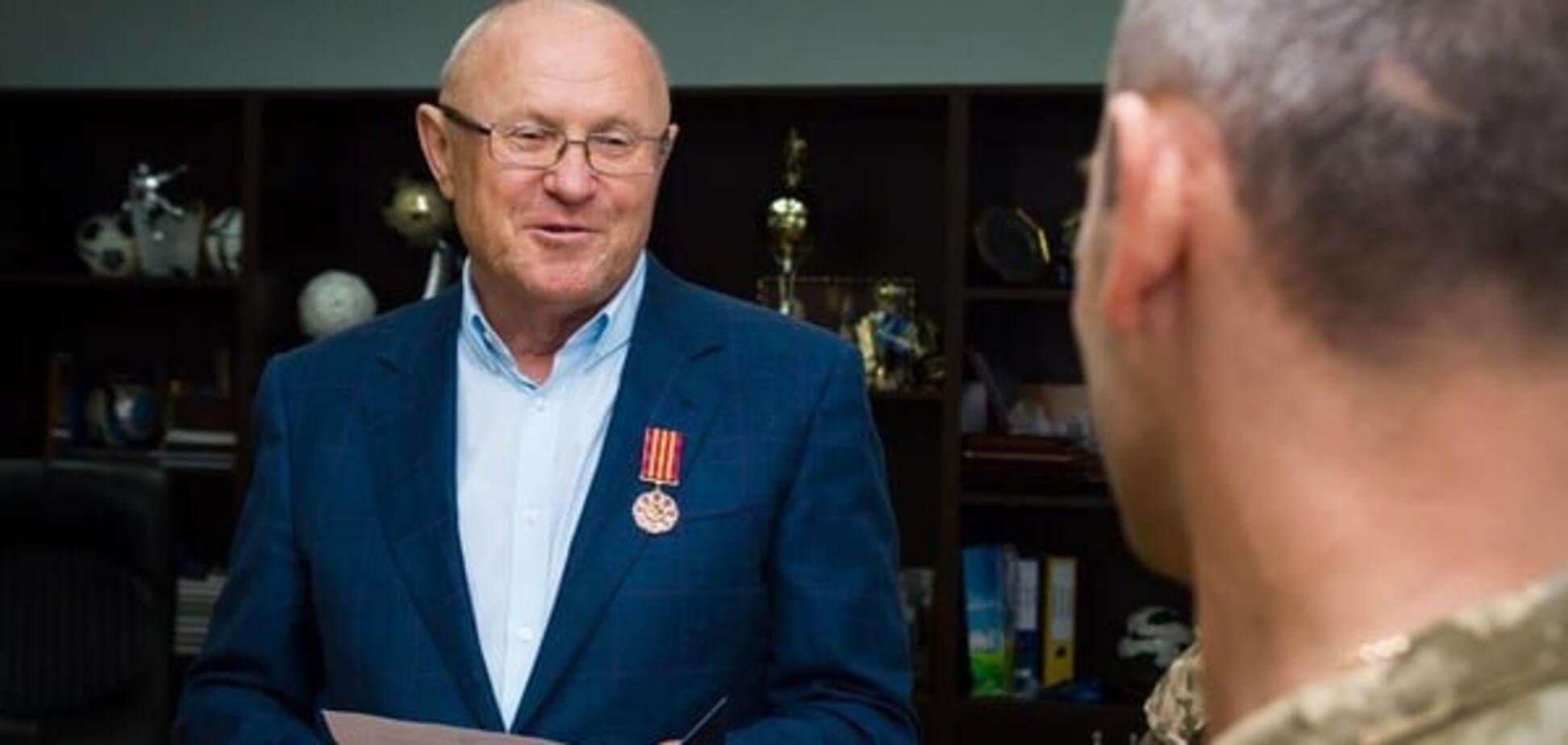 Виктор Межейко