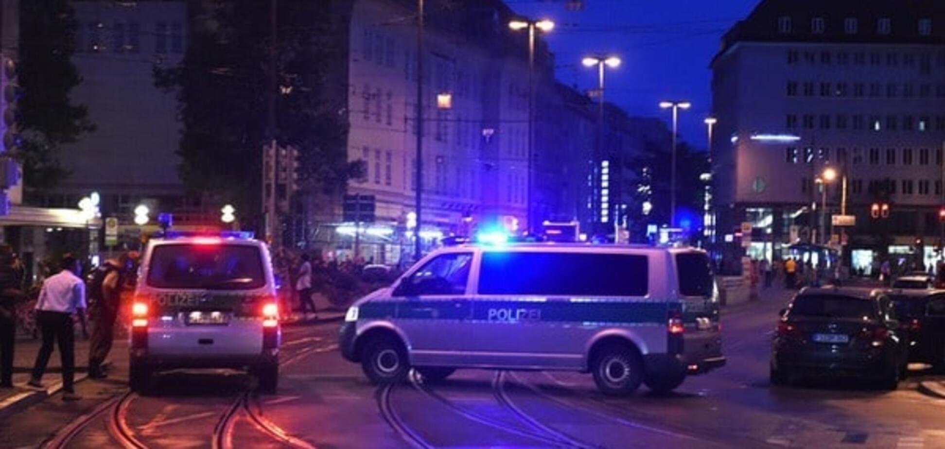 Стрельба в Мюнхене