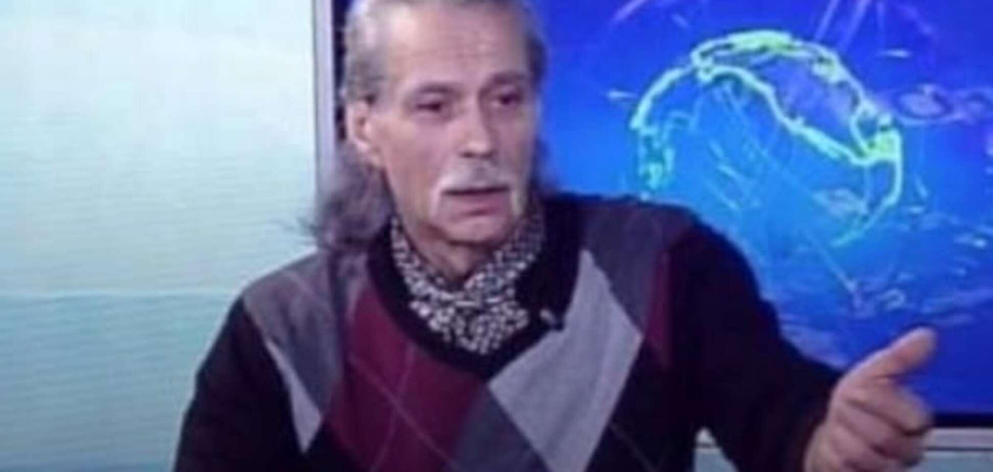 Виктор Крыжановский