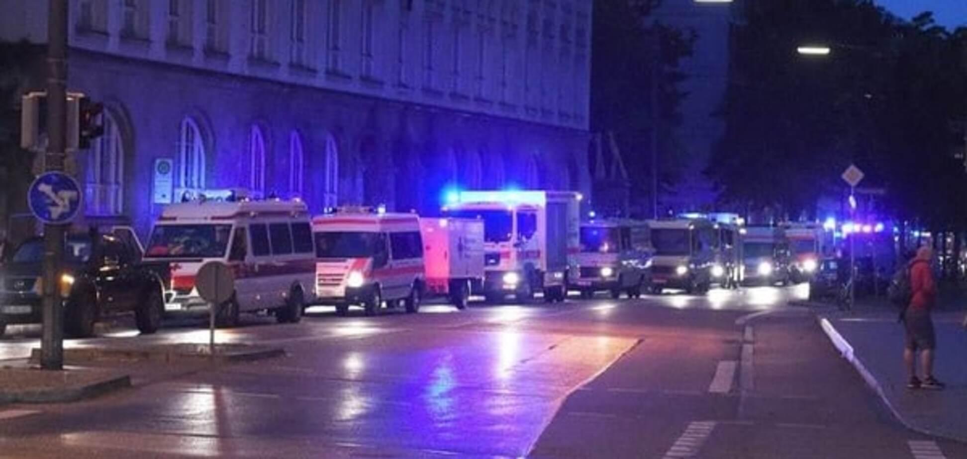 Теракт у Мюнхені