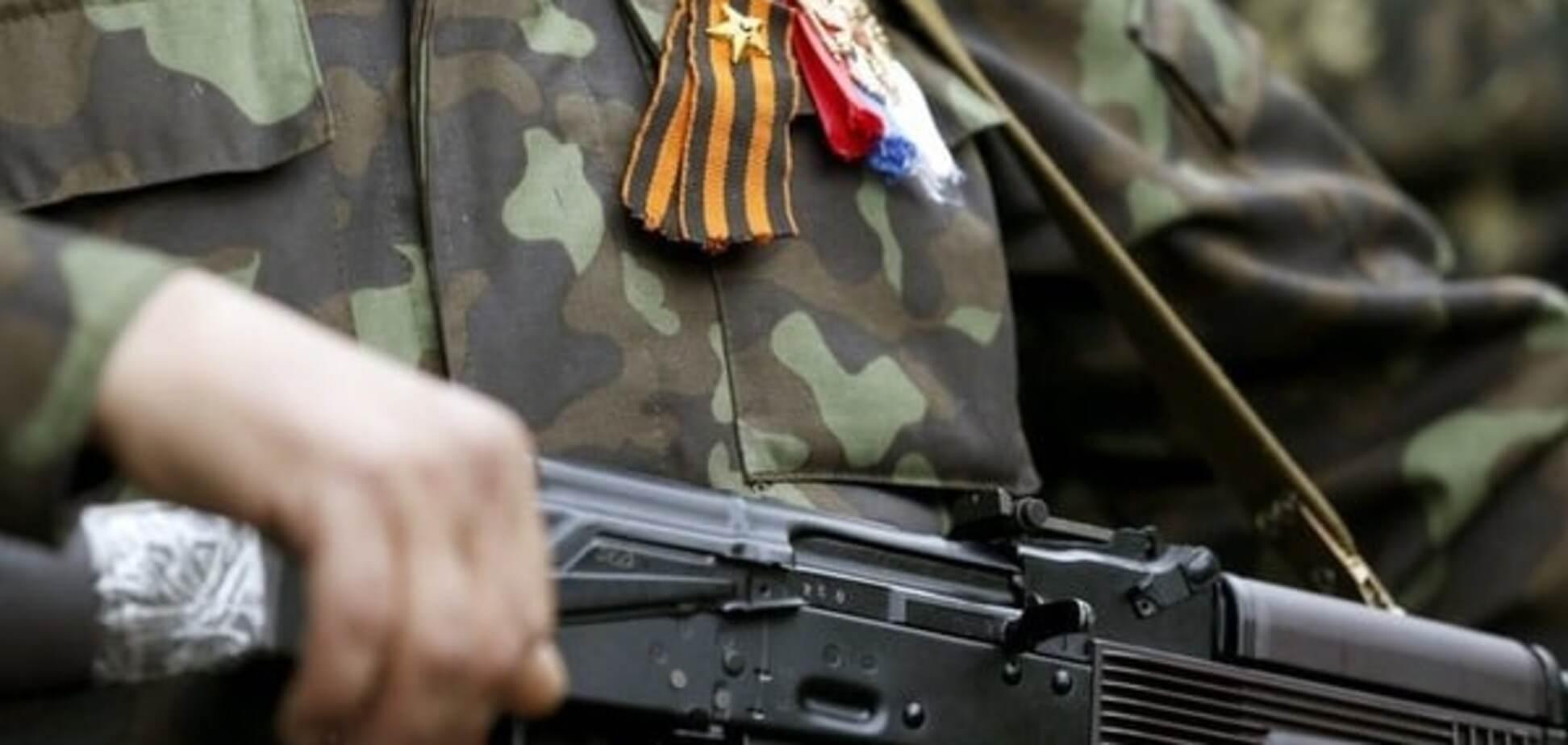 Террористы ЛНР